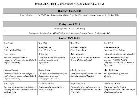SHEL-9/DSNA-20 Programme